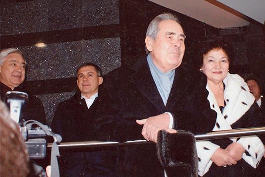 «Минтимер Шарипович Шаймиев всех нас тянул за уши, помог расти. Сделал много хорошего, в том числе и для меня лично»