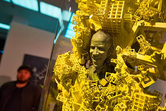 Карантинная афиша: «Американец» оттинчуринцев ивиртуальный 3D-тур повыставке Каварги