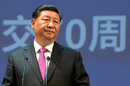 «Часть китайской элиты опирается насиловые структуры, кстати говоря, сам Сивыходец оттуда. Аесть часть, которая очень тесно связана сэкспортно-ориентированными отраслями, сСША»