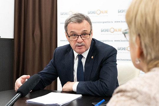 Виктор Дьячков: «Как минимум две компании хотят снами объединиться, примерно две— три более крупные компании хотят войти кнам инвесторами»