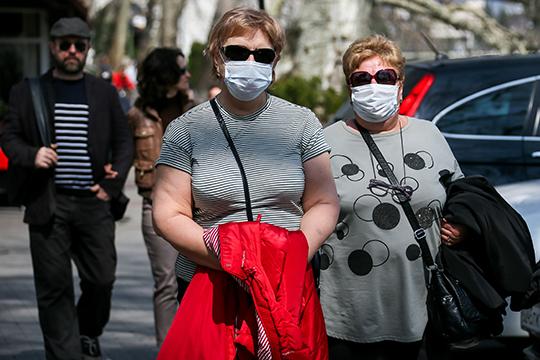 Летом респираторные заболевания все-таки менее распространены, иэто облегчает борьбу сэпидемией