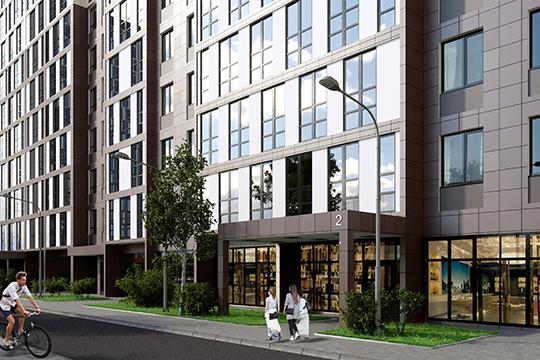 «#Суварстроит» может предложить квартиры от1,8млн рублей вовсех сегментах— «стандарт», «комфорт», «бизнес» и«элит»