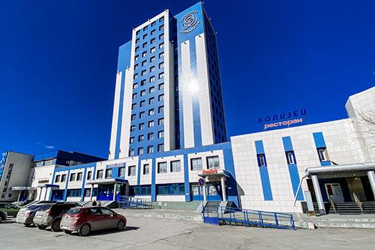 На прошлой неделе на сайте Авито.ру появилось объявление о продаже 16-этажного казанского бизнес-центра класса В+ «Паравитта» на Ямашева, 36