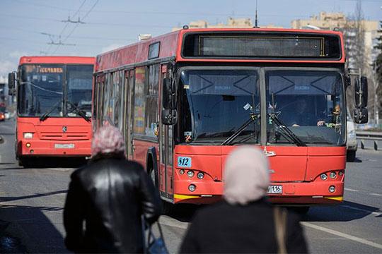 «К 30 марта пассажиропоток в городе упал на 55%, по маршрутам нашей компании на 40%»