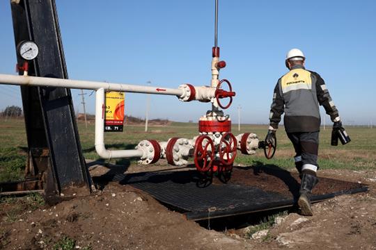 Не исключено, что нашим нефтекомпаниям придется отдавать нефть ...