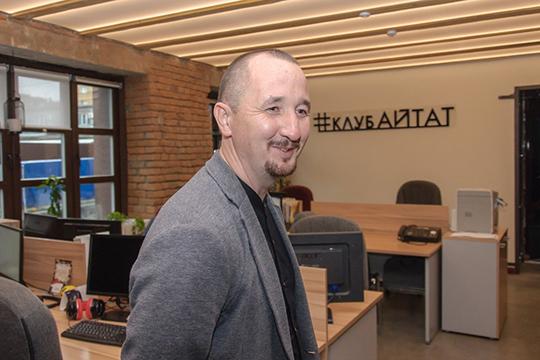 Артур Тагиров: «Массового перехода наудаленку понашим клиентам пока нет, возможно, наэтой неделе упредприятий появится такая потребность»