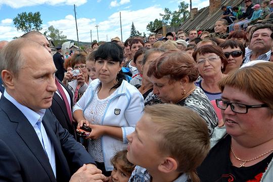 «Навопрос одоверии Владимиру Путину положительно ответили 67% респондентов (недоверяли 28,4%). Уже опрос 25марта, вдень обращения, показал, что уровень одобрения вырос до63,5%, уровень доверия— до69%»
