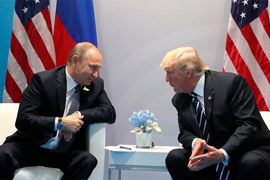 «Недавний звонок Дональда Трампа Владимиру Путину — свидетельство того, насколько встревожена американская администрация положением производителей сланцевой нефти в США»