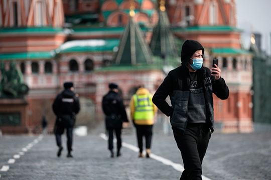 «В Москве, конечно, меры надо ужесточать. Последние пять дней, пока действовал режим карантина, мы видим, что это все еще не повлияло на темпы роста инфицированных в Москве»