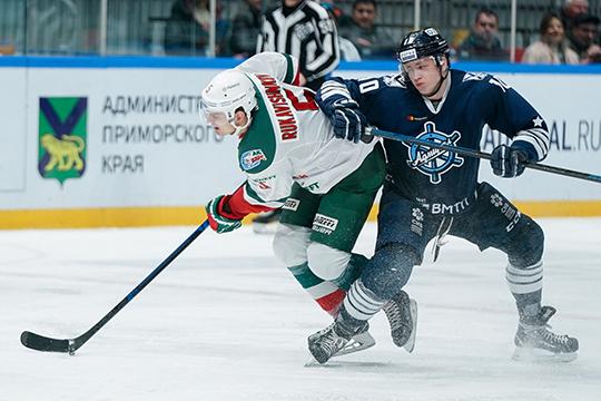 Министерство физкультуры испорта Приморского края объявило, что хоккейный клуб «Адмирал» соследующего сезона несыграет вКХЛ, а«Луч» непримет участия врозыгрышеФНЛ