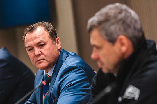 По словам Якубова, к переговорам они пока не приступали, но очевидно что Квартальнов останется, никаких поводов прерывать отношения со специалистом нет.