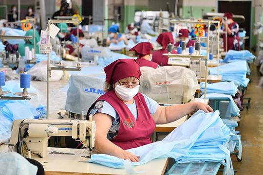 МВД – респираторы, медикам – костюмы: «Татнефть» начала масштабную войну с коронавирусом