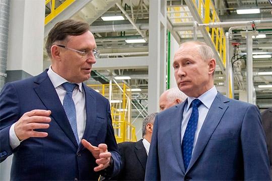 Путин разрешил: как КАМАЗ идругие гиганты вышли из-под «коронавирусных санкций»