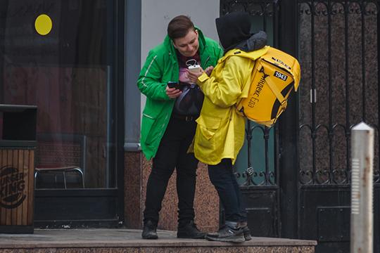 «Насегодняшний день такие игроки, как «Яндекс.Еда» или Delivery Club, традиционно запрашивают задоставку 30 процентов отстоимости товара. Мы, кпримеру, такой процент отдавать неможем»