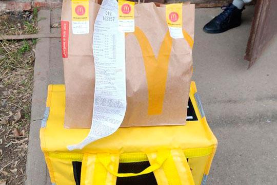 Лидер неофициального рейтинга популярности казанцев, по моим ощущениям, — все тот же McDonald`s