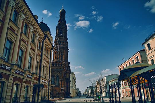 «Хорошее впечатление. Казань— сильный, красивый город. Сам Татарстан видно, что мощный, эффективно развивается. Это регион, вкотором приятно жить иработать»