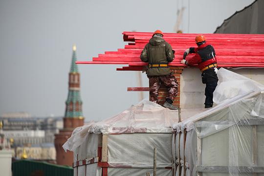 Режим самоизоляции, включившийся вполную силу, всерьез повлиял настроительство жилья: часть объектов вРТощутила «коронавирусные заморозки». Хотя, кпримеру, московские стройки продолжали работу, как ираньше