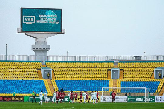 «Вы услышите звуки футбола и поймёте, что когда сами выходите, они раздаются те же самые. Вам, возможно, захочется больше поиграть самим»