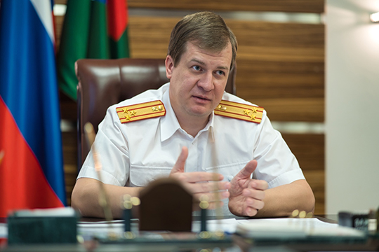 Очередное дело окоррупции возбудили следователи республики под руководством нового шефа СКпоРТВалерияЛипского