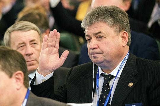 Фирма Галеевабыла одним изключевых застройщиков Елабуги вэпохуГеннадия Емельянова, покинувшего кресло мэра после выборов вГоссовет осенью 2019 года