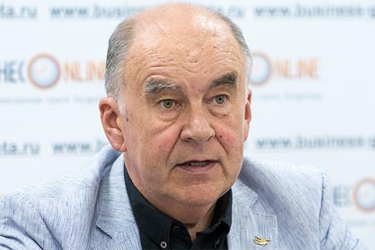 Шамиль Агеев:«Бизнес неумеет делать стабилизационный фонд. Обязательно должна быть подушка безопасности. Надо ограничить личное потребление, атонекоторые получат немного денег, исразу покупают костюм Brioni»