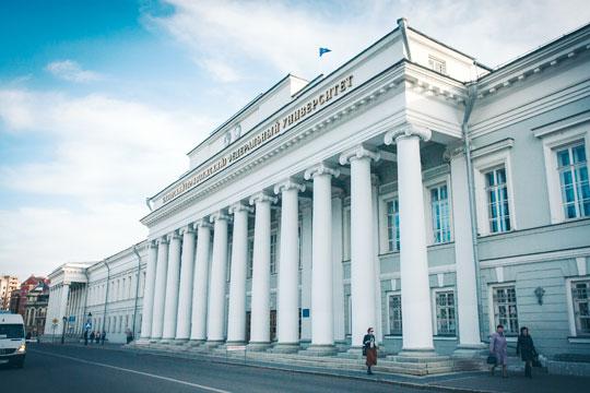 «Многие здания КФУ— это объекты культурного наследия, которые изначально небыли предназначены для учебного процесса. Часть зданий— это наследие уже советской эпохи конструктивизма»