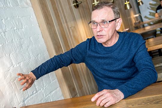 Камиль Шайдаров:«Все айтишники ушли наудаленку— аэто пять-шесть крупных, хорошо платящих арендаторов»