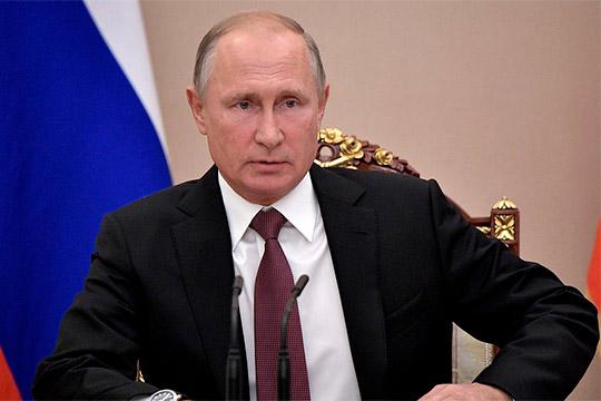 «Муторно итошно. Новыбора сейчас нет»: третье «коронавирусное послание» Путина