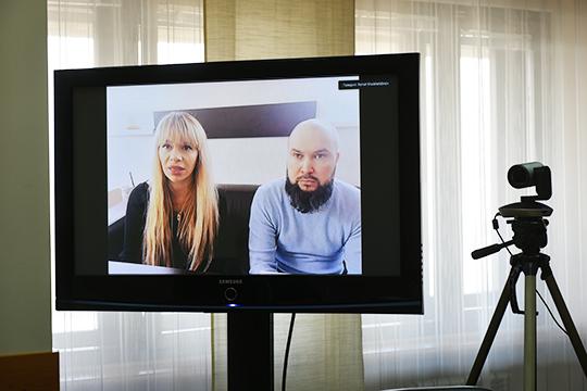 Владелица студии красотыАнастасия Робишрассказала, что парикмахерские исалоны красоты нетолько потеряли клиентов, ноисотрудников