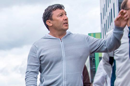Один из собеседников не исключил, что завод «Ариада» Равиля Зиганшина станет одним из выгодоприобретателей «коронавирусных» строек