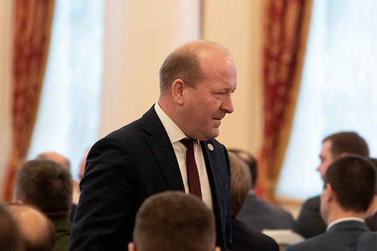 Плановая ревизия проходила несколько недель, «опера» Марса Бадрутдинова изучали все муниципальные контракты и траты в хозяйстве главы района Марата Гафарова