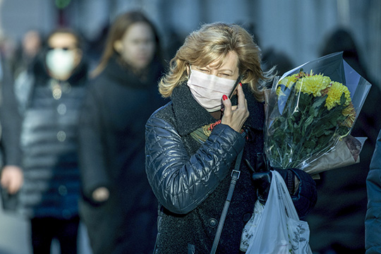 Воротилы цветочного бизнеса оказались уразбитого корыта водном ряду сотельерами, рестораторами иавиаперевозчиками