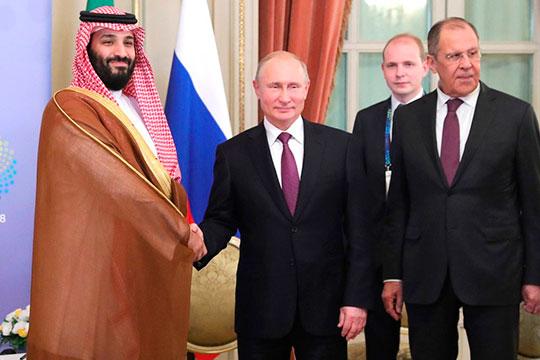 «По решениям ОПЕК+ Россия и Саудовская Аравия должны сократить по 23% своей добычи от уровня в 11,3 млн баррелей в день»