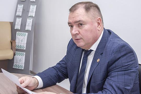 Валерий Чершинцев обратился с письмом к прокурору Менделеевска с просьбой провести проверку на наличие мошеннических действий и превышение полномочий со стороны Рустема Галиуллина