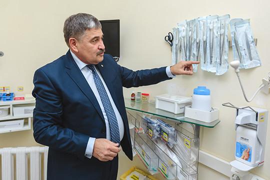 Ильяс Нуриев: «Услуги онлайн-консультирования наша клиника оказывала и раньше. Они были рассчитаны, прежде всего, на пациентов из тех городов, где нет наших филиалов