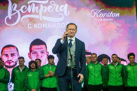 За последние годы гендиректору клуба Рустему Сайманову удалось значительно сократить расходы и ведомость, поэтому этот кризис по «Рубину» ударил несильн