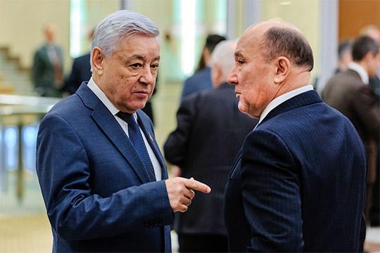 Фарид Мухаметшин иМарат Ахметов