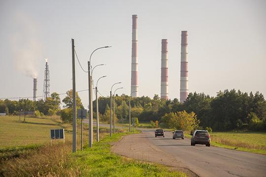 «Уверен, что вместе снашими промышленными соседями сделаем всё отнас зависящее, чтобы улучшить экологию Нижнекамска»