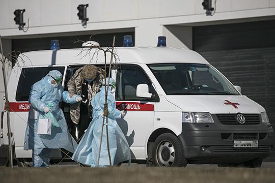 Владимир Путин: «Все, что мысейчас делаем, должно ивбудущемслужить охране здоровья людей,— напутствовал губернаторов Путин. —Россия обязательно победит эпидемию, мыпройдем этот сложный этап»