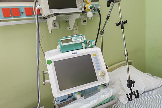 Для борьбы скоронавирусом готовы 26 лечебных учреждений на3049 коек, пока задействованы 12 госпиталей, остальные могут быть развернуты занесколько часов
