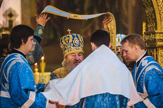 «Заправославных татарстанцев можно быть совершенно спокойным, поскольку они находятся под духовным водительством митрополита Феофана»