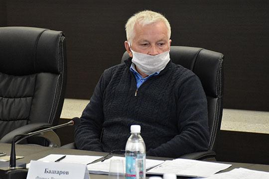 Это уже не первая встреча в таком формате. Организатором и модератором мероприятий является гендиректор ТПП автограда Фарид Башаров