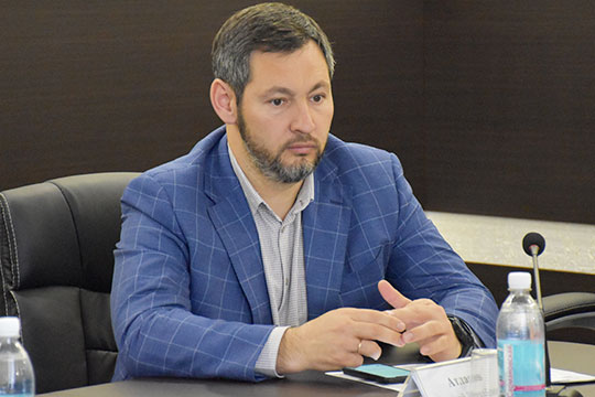 Олег Коробченко: «У нас есть Борис Титов — уполномоченный при президенте России по защите прав предпринимателей»