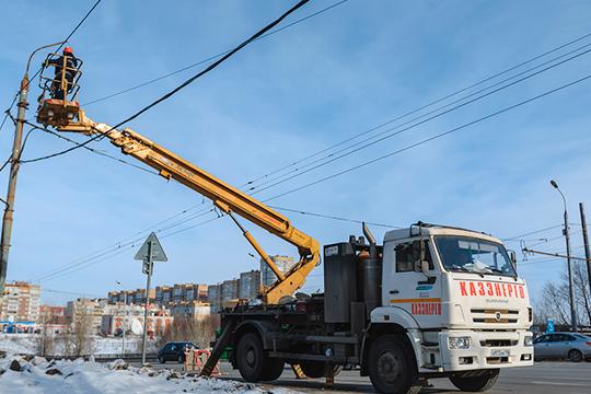 «Энергосервисный контракт на 2020 год, предусматривающий замену 7100 ртутных светильников на светодиодные, заключен и практически уже выполнен»