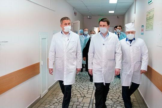 По данным на 22 апреля, в республике Башкортостан 396 случаев заражения коронавирусом и 14 смертей