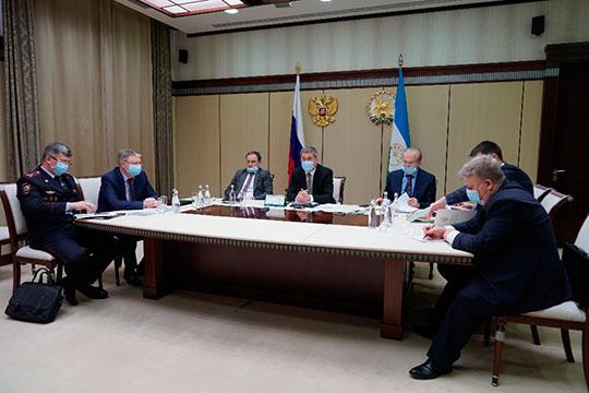 Глава Башкортостана сообщил, что республика планирует выделить на поддержку бизнеса 15 млрд рублей