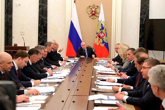 «Я думаю, Путину придется пойти на прямое управление. Оставит он Мишустина или снимет, роли уже никакой не играет»
