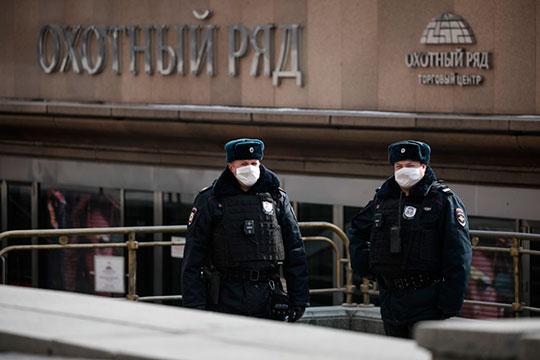 Татарстан, как и Москва, официально живет сейчас в режиме повышенной готовности к ЧС