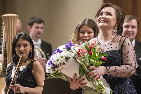 Настоящая гордость Татарстана вмире классического искусства, звездное оперное сопраноАльбина Шагимуратова, поющая влучших театрах мира