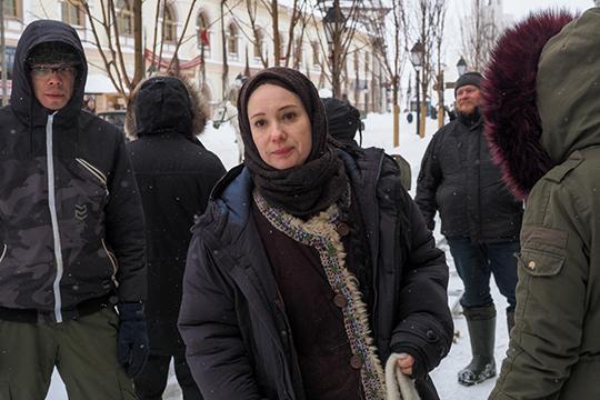 Одна изсамых известных современных российских актрисЧулпан Хаматовавпервые попала внаш рейтинг, нодебютировала сразу напервом месте